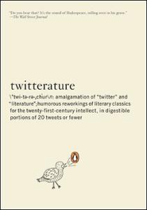 llibre Twitterature