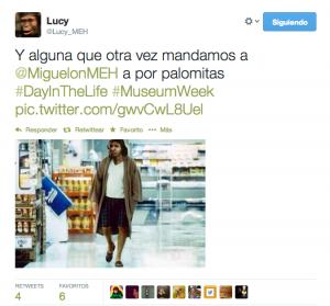 Miguelón y Lucy